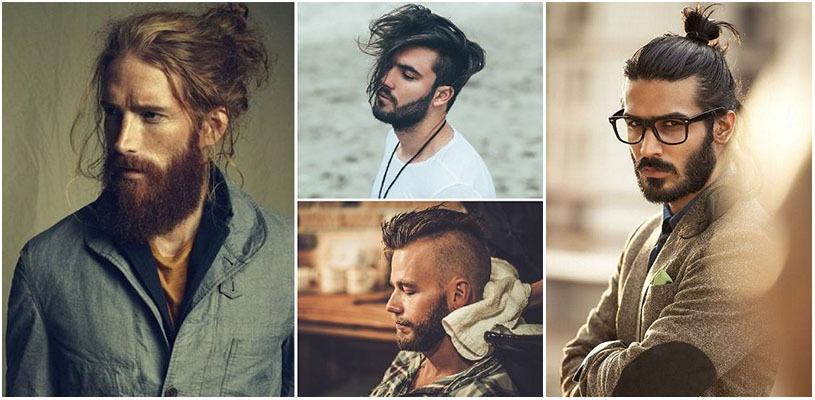 Peinados Para Hombres Con Cabello Corto Y Largo 2017