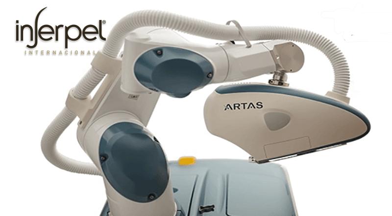 La importancia del robot ARTAS en el transplante capilar